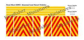 Abnormal Load Escort Vehicles